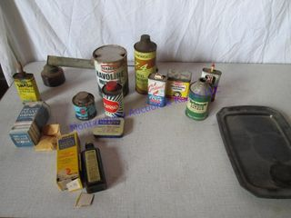 TINS OlD CANS