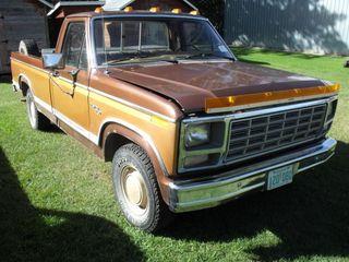 1979 Ford F150 1/2 Ton Truck