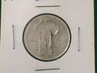 1930-S Silver Standing Liberty