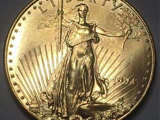 1994 $50 Gold