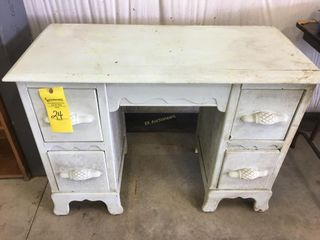 40X18X29 4DRAWER DESK/VANITY