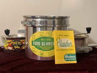 Food Mills & Blancher