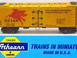 Red Horse 23145 Express Reefer HO