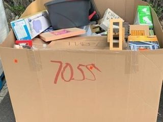 Skid Of Untested Decor Items, Grilling Items,