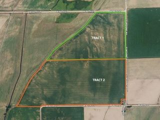 Tract 1 * 45+/- Acres Row Crop Land