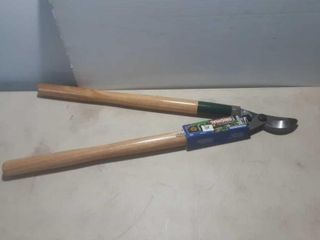 wooden handle loppers, 35mm, 22'' handle