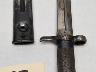 Swedish M96 Bayonet With Scabbard
