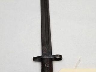 British GRI 1907 Mk II Sword Bayonet R.F.I.