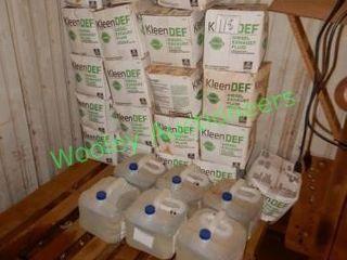 Pallet Load of (26) cases Kleen DEF Fluid