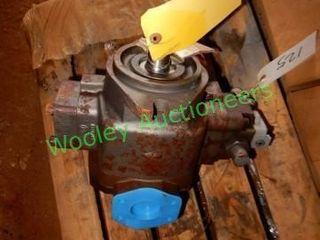 Variable Volume Hydraulic Pump; Bosch Rex Roth,