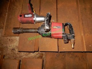Chicago Electric Impact Wrench, Central Pneumatic
