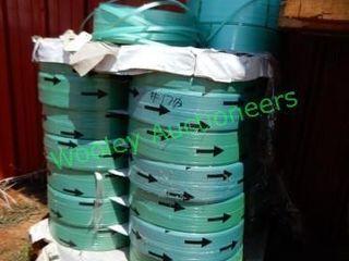 (30 +/-) Rolls of Green Banding Material