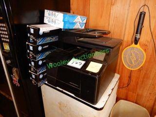 HP LaserJet Pro 200 Color MFP Printer Model