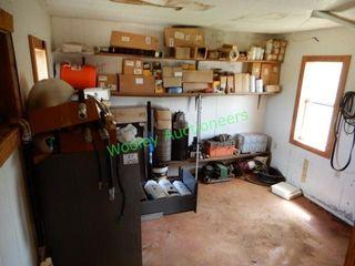 Contents Of Equipment Maintenance Room