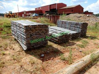 (4) Packs of White Oak Lumber