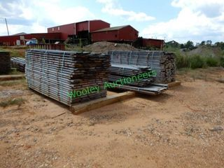 (3) Packs of Red Oak Lumber, Assorted LxW