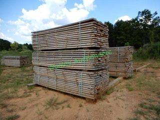(9) Packs of Pine Lumber, Assorted LxW
