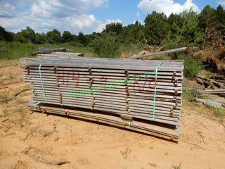 Pack of Red Oak Lumber, 9? +/- L