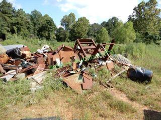 Scrap Metal Pile # 1