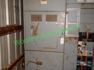 (2) Cutler-Hammer Section Switch Boards
