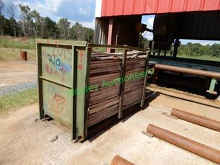 Lumber Rack on Wheels, Short