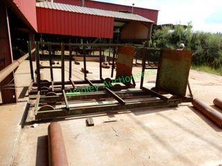 Lumber Rack on Wheels