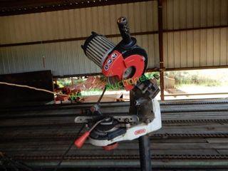 Oregon Chain Saw Sharpener, Model 520-120;