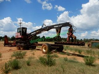Prentice Model 2280 Mobile Log Loader (Hrs: 5,305)