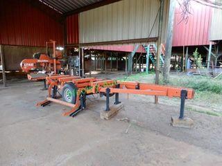 Wood-Mizer Model LT40 Hydraulic Portable Sawmill