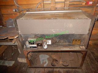IMW model 240SS Babbett Resurfacer