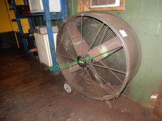 Heat Buster Shop Van