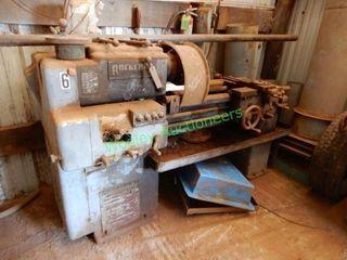 Rockford Engine Lathe