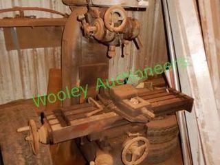 Index Machine & Tool Company Fabrication Machine