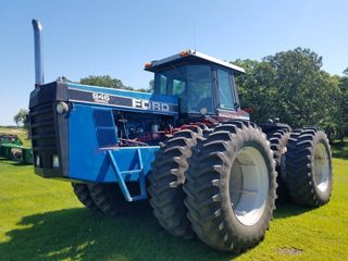 1991 946 Ford New Holland Versatile 4WD