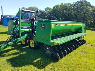 John Deere 455 35ft Grain Drill