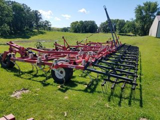 Wilrich Quad-Five 42ft Cult w/ Hang on Harrow