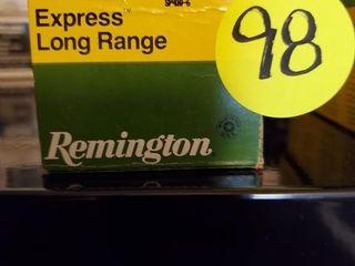 REMINGTON LONG RANGE SHELLS