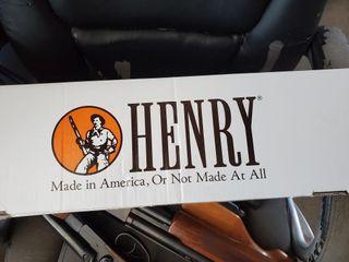 NEW HENRY GOLDEN BOY - 22 MAG HEXAGON BARRELL /