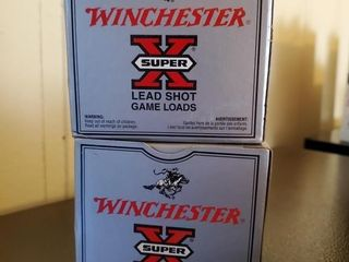 WINCHESTER LEAD SHOT GAME LOADS