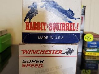 WINCHESTER 12G - RABBIT AND SQUIRREL