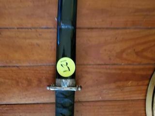 NICE STAINLESS STEEL SWORD