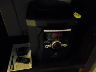 SYMPHONIC 5 CD RADIO/ WITH SPEAKERS