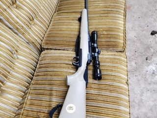 SAVAGE 308 WINCHESTER BA - #H660812 WITH SCOPE