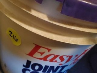 5 GAL BUCKET OF EASY FINISH JOINT COMPOUND