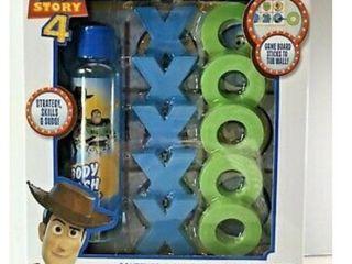 Disney Toy Story 4 Kids Bath Tub Tic Tac Toe Game Bath Toy Ages 3