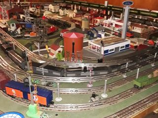 Train Collection Auction