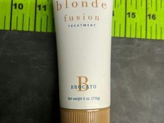 Brocato blonde fusion treatment
