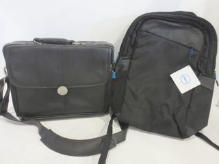 DEll SATCHEl AND BACKPACK