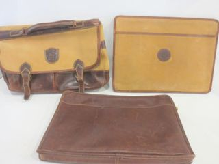 THE CANADIAN PACIFIC STORE lEATHER SATCHEl AND