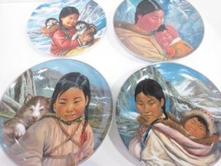 COllECTOR PlATES   SIGNED NORI PETER   lIMITED